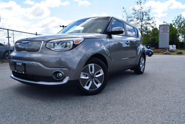 2018 Kia Soul EV Luxury AC/AUTO/PL/PW/ROOF/LEATHE