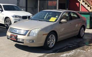 Used 2006 Ford Fusion SEL for sale in Midland, ON