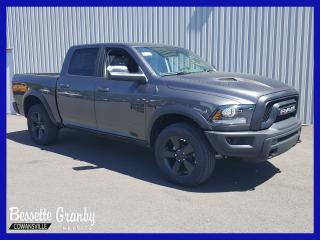Used 2019 RAM 1500 Warlock +capot for sale in Granby, QC