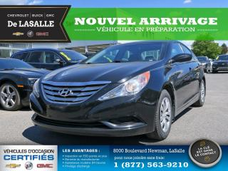 Used 2011 Hyundai Sonata GLS for sale in Lasalle, QC