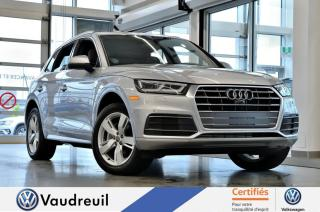 Used 2018 Audi Q5 Technik 2.0 TFSI * ENS. INTÉRIEUR CONFOR for sale in Vaudreuil-Dorion, QC
