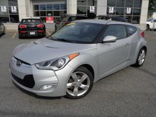 Used 2014 Hyundai Veloster **WOW A VOIR, A/C, CRUISE, GR. ELEC.** for sale in Mcmasterville, QC