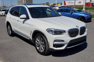 Used 2019 BMW X3 Xdrive30i Like New A for sale in Dorval, QC