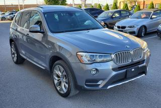 Used 2015 BMW X3 Xdrive28i Loaded for sale in Dorval, QC