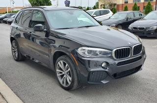 Used 2016 BMW X5 xDrive35i 4 ZONE COMFORT for sale in Dorval, QC