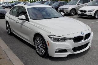 Used 2016 BMW 328i Xdrive M Sport for sale in Dorval, QC