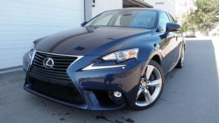 Used 2016 Lexus IS 350 LUXURY AWD  FULL LEXUS SERVICE for sale in Toronto, ON