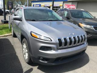 Used 2014 Jeep Cherokee NORTH ** 4X4, UN SEUL PROPRIETAIRE, WOW A VOIR** for sale in Mcmasterville, QC