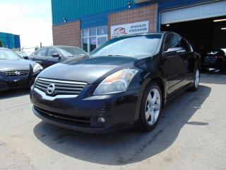 Used 2007 Nissan Altima Berline 4 portes V6, CVT, 3,5 S for sale in St-Eustache, QC