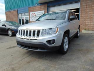Used 2011 Jeep Compass Traction avant 4 portes North Edition for sale in St-Eustache, QC