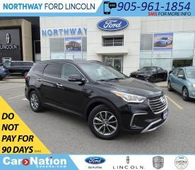 Used 2018 Hyundai Santa Fe XL Premium | AWD | HTD SEATS+WHEEL | 3 ROW | for sale in Brantford, ON