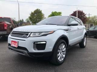 Used 2016 Land Rover Range Rover Evoque SE for sale in Cobourg, ON