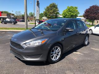 Used 2016 Ford Focus SE for sale in Cobourg, ON