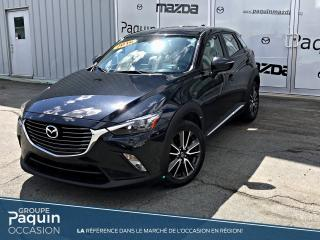 Used 2016 Mazda CX-3 GT for sale in Rouyn-Noranda, QC