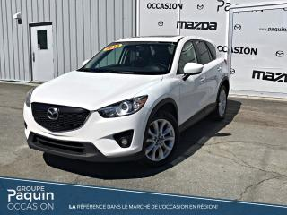 Used 2013 Mazda CX-5 GT AWD GT for sale in Rouyn-Noranda, QC