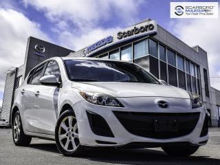 Used 2011 Mazda MAZDA3 Sport HATCHBACK|1OWNER for sale in Scarborough, ON