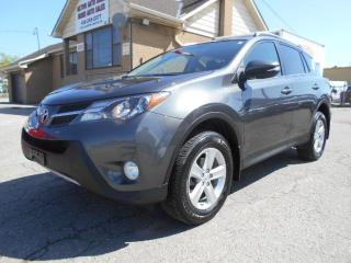 Used 2013 Toyota RAV4 XLE 2.5L AWD Loaded Sunroof Certified 149,000KMs for sale in Rexdale, ON