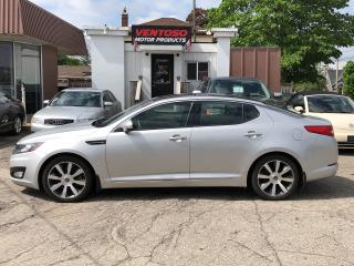 Used 2011 Kia Optima EX for sale in Cambridge, ON