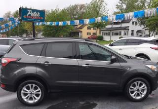 Used 2017 Ford Escape SE for sale in Dunnville, ON