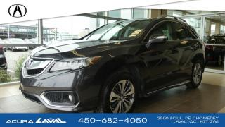 Used 2016 Acura RDX Elite AWD for sale in Laval, QC