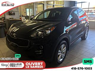 Used 2019 Kia Sportage Lx Camera Cruise for sale in Québec, QC