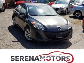 Used 2011 Mazda MAZDA3 GS | MANUAL | BLUETOOTH | ONE OWNER | NO ACCIDENTS for sale in Mississauga, ON