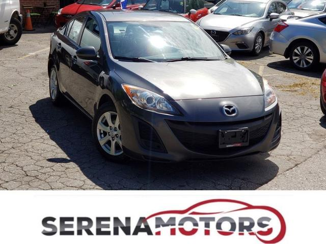 2011 Mazda MAZDA3 GS | MANUAL | BLUETOOTH | ONE OWNER | NO ACCIDENTS