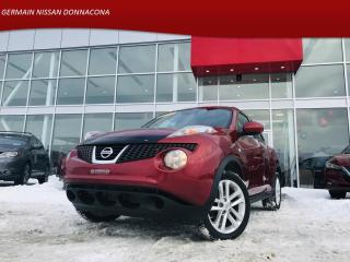 Used 2014 Nissan Juke SV AWD *** 63$ / SEMAINE *** GARANTIE INCLUS for sale in Donnacona, QC