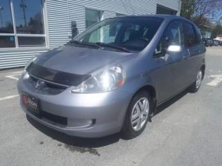 Used 2008 Honda Fit for sale in Rouyn-Noranda, QC