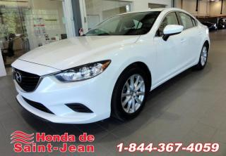 Used 2015 Mazda MAZDA6 Berline GX 2,5 L Automatique A/C for sale in St-Jean-Sur-Richelieu, QC