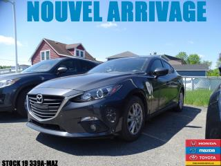 Used 2015 Mazda MAZDA3 Gs|siègchauf|toitouv for sale in Drummondville, QC