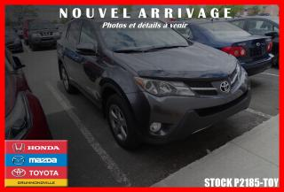 Used 2015 Toyota RAV4 Xle T.ouvrant Mags for sale in Drummondville, QC