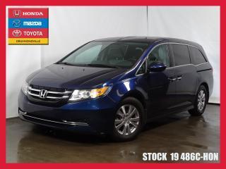 Used 2016 Honda Odyssey EX+CAMÉRA+SIEGCHAUFF+REGVIT for sale in Drummondville, QC