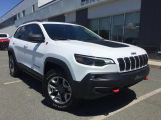 Used 2019 Jeep Cherokee TRAILHAWK TOIT SIEGES VENTILÉ for sale in Ste-Marie, QC