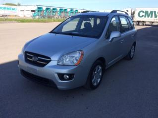 Used 2009 Kia Rondo Familiale LX I4 4 portes avec air climat for sale in Quebec, QC