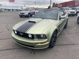 Used 2006 Ford Mustang Cabriolet à 2 portes GT for sale in Rivière-Du-Loup, QC