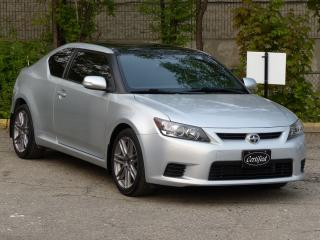 Used 2011 Scion tC LOW KMS, PANORAMIC SUNROOF, PIONEER, ALLOYS,LOADED for sale in Mississauga, ON