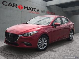 Used 2018 Mazda MAZDA3 SE / LEATHER / HTD SEATS / NO ACCIDENTS for sale in Cambridge, ON