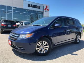 Used 2015 Honda Odyssey EX w/RES for sale in Barrie, ON
