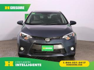 Used 2016 Toyota Corolla LE A/C TOIT CAM for sale in St-Léonard, QC