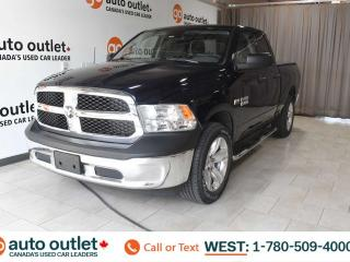 Used 2013 RAM 1500 ST, 4X4, CREW CAB, POWER WINDOWS, STEERING WHEEL CONTROLS, CRUISE, CONTROL, A/C, AM/FM RADIO, SATELLITE RADIO for sale in Edmonton, AB