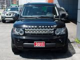 2011 Land Rover LR4 HSE|NAVIGATION|TRIPLE SUNROOF|LEATHER|ALLOYS