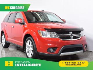 Used 2015 Dodge Journey R/T AWD 7 PASSAGERS for sale in St-Léonard, QC