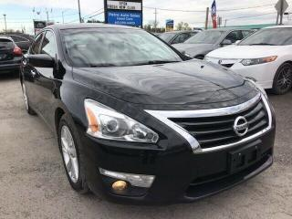 Used 2014 Nissan Altima 2.5 SV for sale in Gloucester, ON