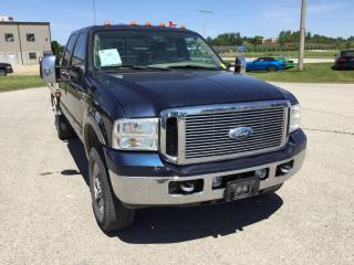 Used 2006 Ford F-350 Lariat   AS IS PRICE for sale in Harriston, ON