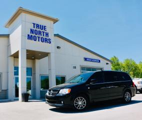 Used 2014 Dodge Grand Caravan Low Kms Bluetooth Leather DVD Back Up Cam for sale in Selkirk, MB