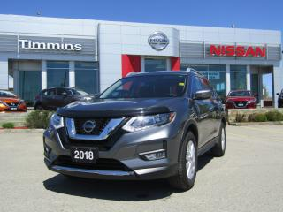 Used 2018 Nissan Rogue SV for sale in Timmins, ON
