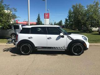 Used 2016 MINI Cooper Countryman S AWD for sale in Red Deer, AB
