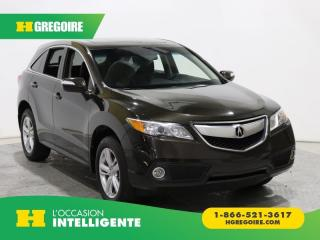 Used 2015 Acura RDX AWD 4DR A/C GR for sale in St-Léonard, QC