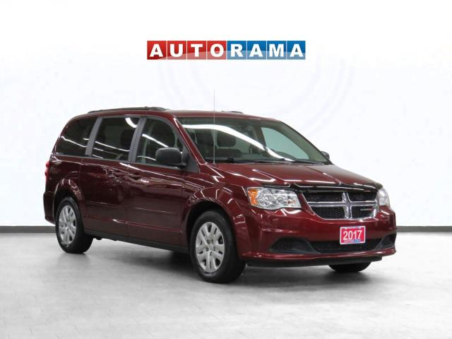 2017 Dodge Grand Caravan SXT Stow & Go Bluetooth